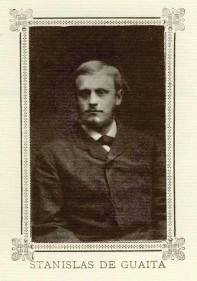 6 апреля 1861 года родился Станислас де Гуайта