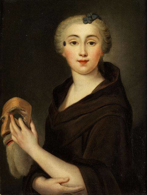 8 апреля 1758 года в Париже умерла Луиза Анна де Бурбон