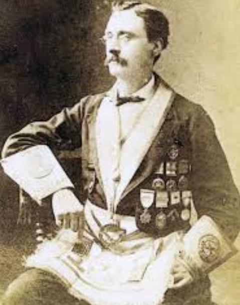 11 апреля 1878 года умер Роберт Уэнтворт Литтл – основатель S.R.I.A. (Societas Rosicruciana in Anglia)