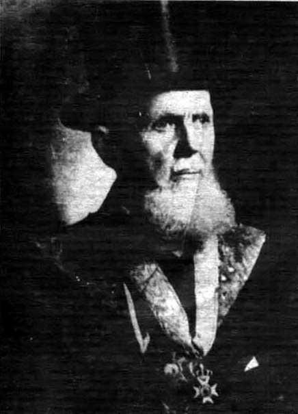 15 апреля 1876 года родился Арнольдо Крумм-Хеллер