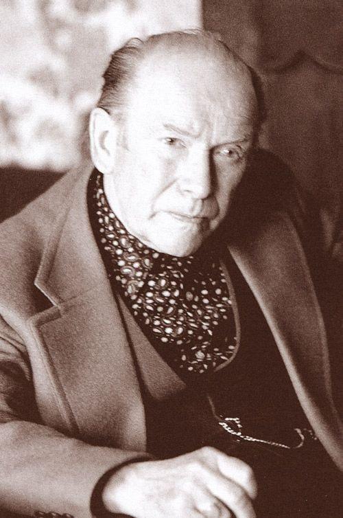 17 апреля 1982 года умер Эжен Леон Канселье