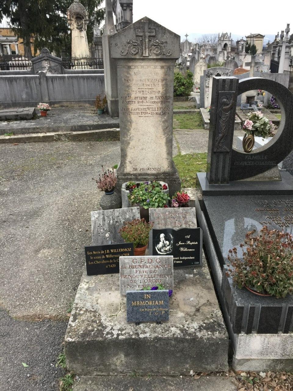 29 мая 1824 года в Лионе умер Жан-Батист Виллермоз