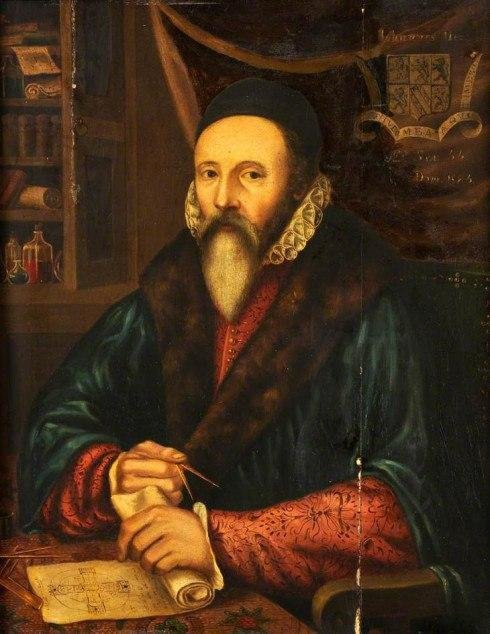 6 мая 1586 года Джон Ди и Эдвард Келли покинули Прагу