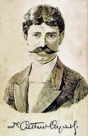 17 августа 1932 года умер Чеслав Иосифович Чинский