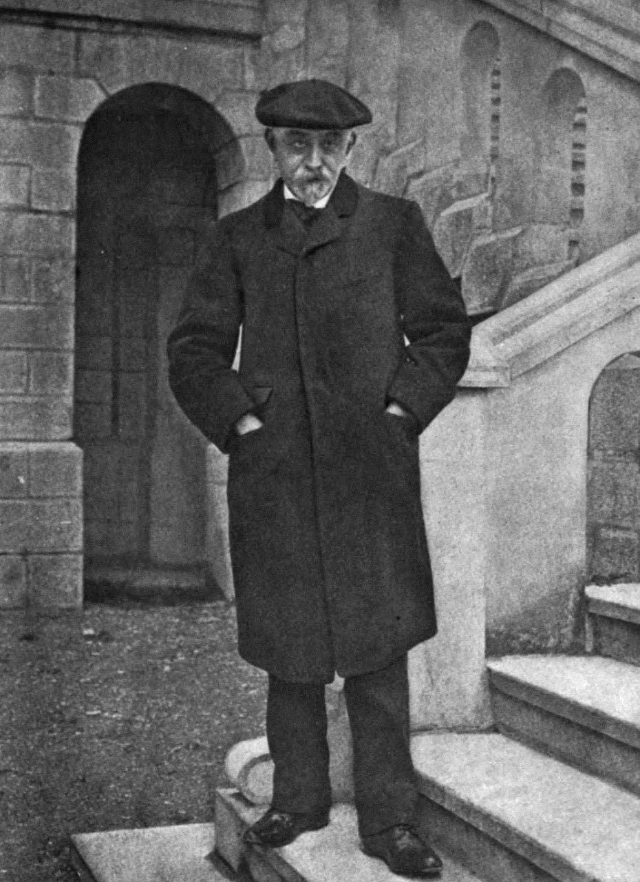 12 мая 1907 года умер Жорис-Карл Гюисманс