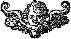 Гравюра Ангел