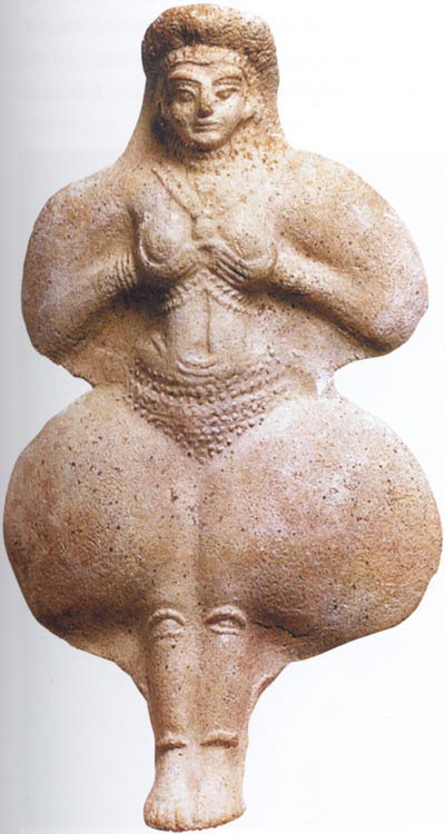Иштар Богиня Мать