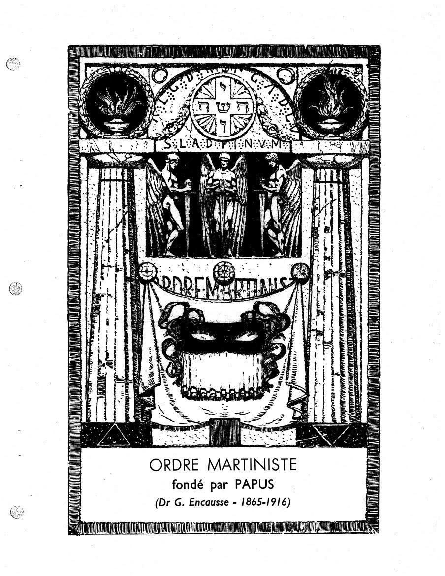 Орден Мартинистов